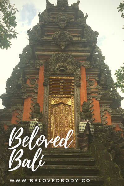Beloved Bali