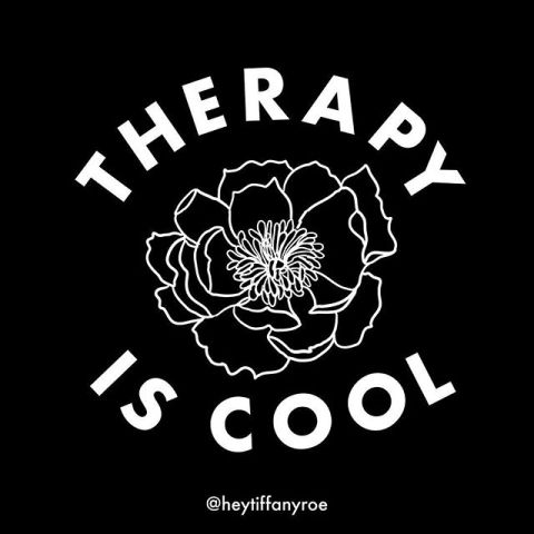 Therapy is Cool. @heytiffanyroe