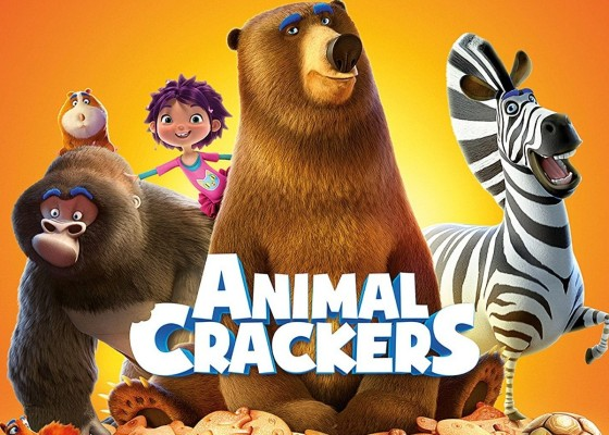 Netflix Animal Crackers
